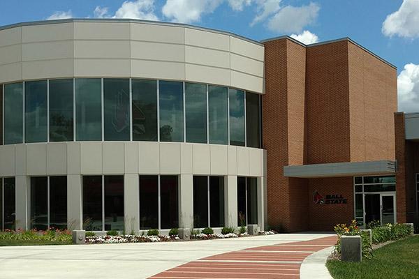 Ball State University Football Plaza