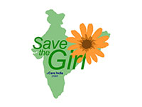 Care India - Save the Girl Logo