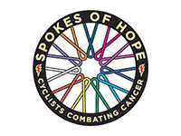 Spokes of Hope Biking for Cancer