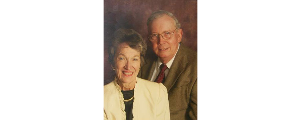 Allan & Joyce Weihe