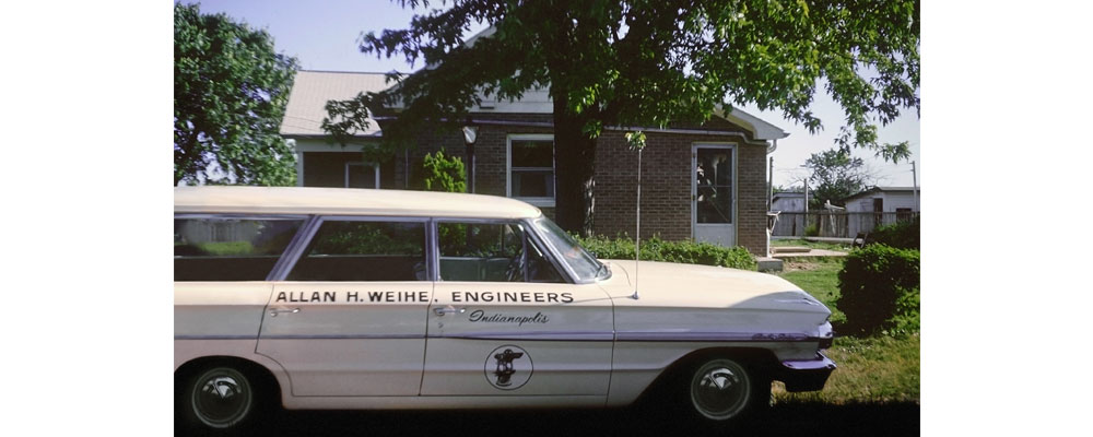 1967 Weihe Engineers Vehicle