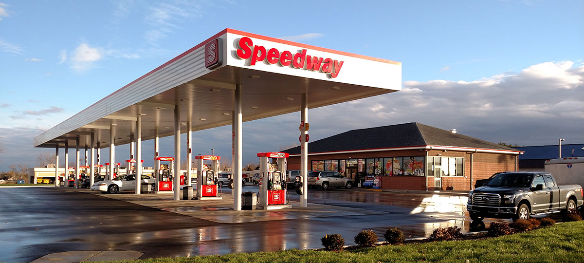 Speedway Gas Station and Convenience Store