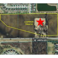 Copper Trace Aerial Location Pre-Construction