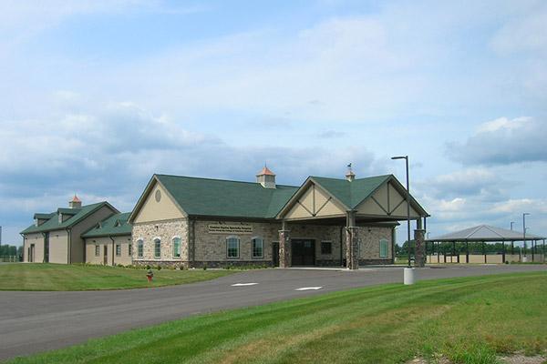 Centaur Equine Hospital Building