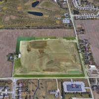Kroger J989 UAV image overlay onto google maps