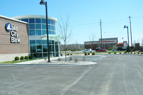 Lake City Bank in Fishers