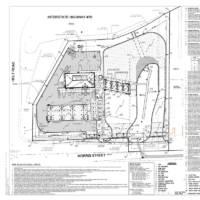Speedway at I70 & Holt site plan