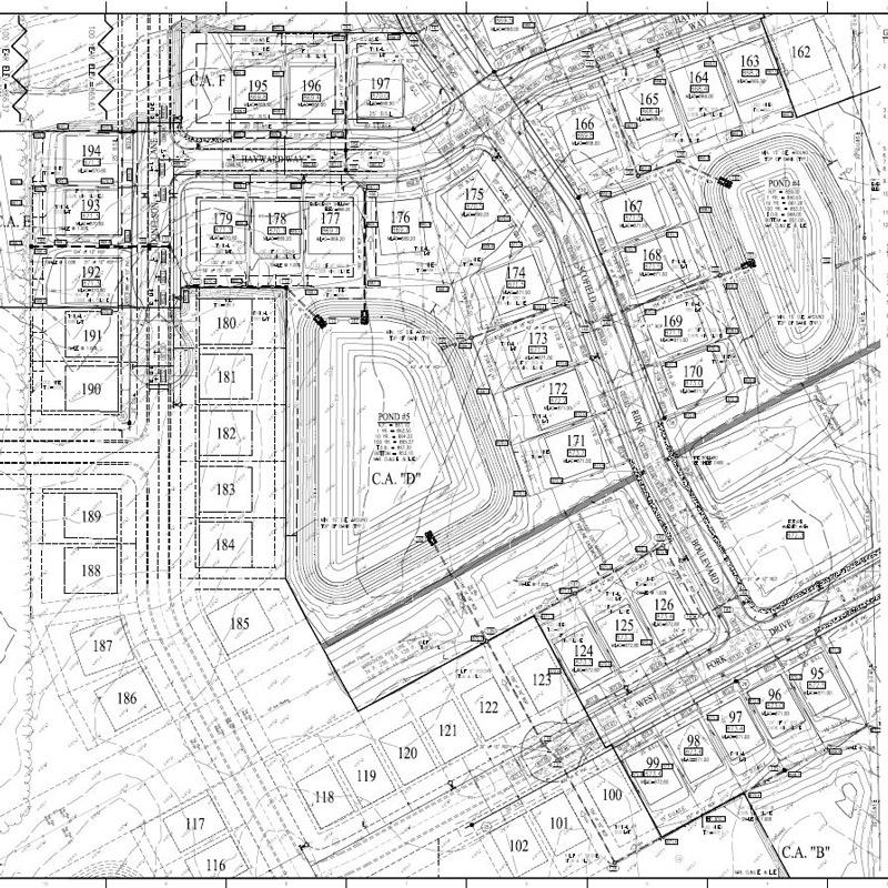 Scofield Farms Site Plan