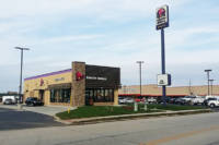 Lafayette Taco Bell building