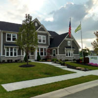Drees Model Home at Vermillion