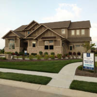 CalAtlantic Homes Model Home at The Woods at Vermillion