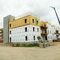The Vue Construction Progression photo