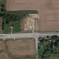 Westfield Speedway Aerial Location Construction