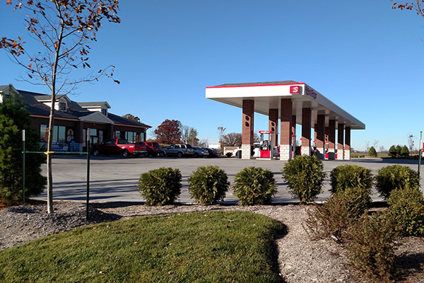 Westfield speedway gas station and convenience store.