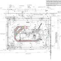 Mooresville McDonald's Site Plan