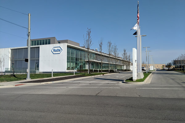 Image of Roche TVBI Complex